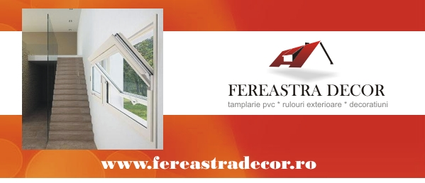 Prezentare Fereastra Decor